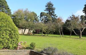 A garden outside Poundgate Park Cottage