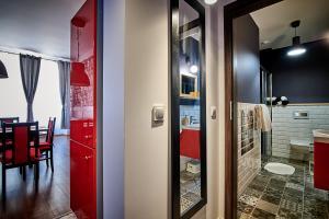 Łazienka w obiekcie Apartamenty Kowary - Na Kowarskiej Starówce