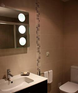 Uma casa de banho em Casa de Campo S. Torcato - Moradal - Turismo Espaco Rural