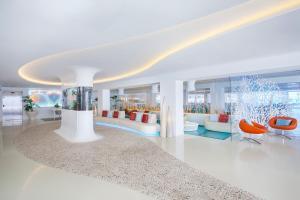 Hol lub recepcja w obiekcie The Sea Hotel by Grupotel - Adults Only