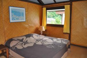 Cama ou camas em um quarto em Le Relais de la Maroto