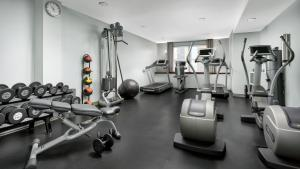 The fitness centre and/or fitness facilities at Royalton New York