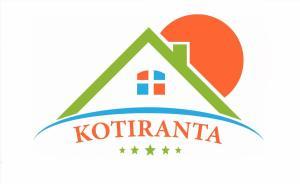 Логотип или вывеска дома для отпуска