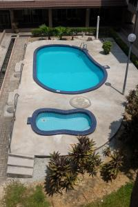 A view of the pool at Hotel Seri Malaysia Pulau Pinang or nearby