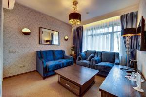 Гостиная зона в Отель Shouyuan