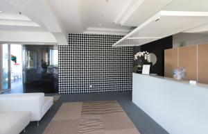 The lobby or reception area at Residence Terminus