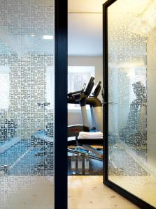 The fitness center and/or fitness facilities at Hotel Skeppsholmen, a Member of Design Hotels™