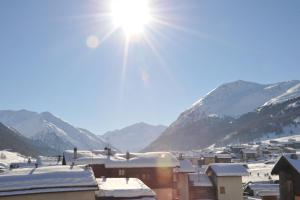 Appartamenti GG v zimě