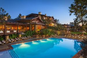 The swimming pool at or near The Lodge at Torrey Pines