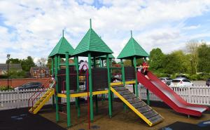 Children's play area at Olde House, Chesterfield by Marston's Inns