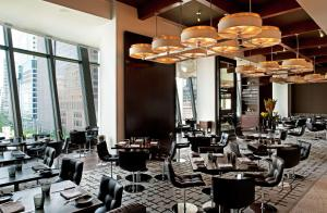 A restaurant or other place to eat at Park Hyatt Chicago