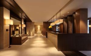 The lobby or reception area at Park Hyatt Sydney