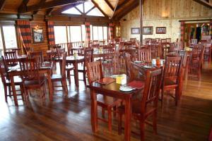 Ресторан / где поесть в The Graywood Hotel