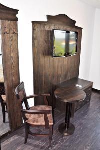 Кът за сядане в Хотел Калето