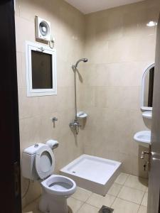 Um banheiro em Sharm Inn for Monthly & Yearly