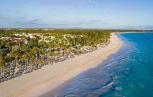 """A bird's-eye view of Occidental Punta Cana - All Inclusive Resort - Barcelo Hotel Group """"Newly Renovated"""""""