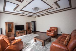 Гостиная зона в Relax & Leasure Villa