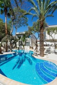 The swimming pool at or near Elegance East Hotel