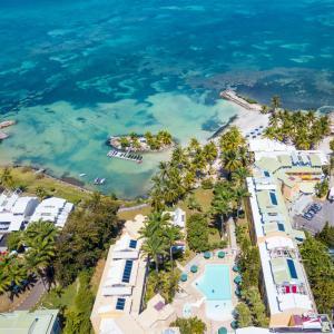 A bird's-eye view of Canella Beach Hotel
