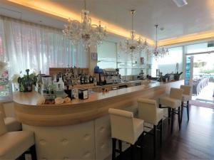 Restaurace v ubytování Hotel Ca' D'Oro