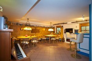 A restaurant or other place to eat at Hotel Antonia