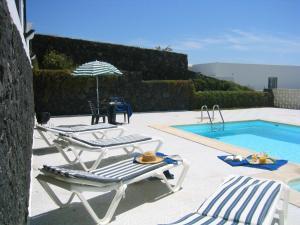 Het zwembad bij of vlak bij Villas Don Rafael