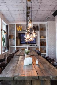 Loungen eller baren på Stadshotellet Lidköping