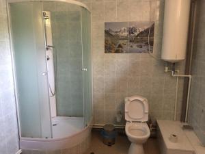 Ванная комната в База отдыха Эврика