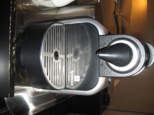 Cuisine ou kitchenette dans l'établissement Le Relais Lyonnais