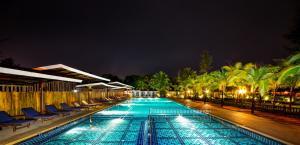 The swimming pool at or near Naiyang Park Resort - SHA Plus