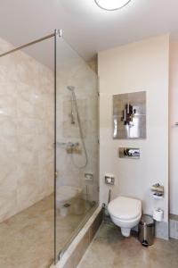 Ванная комната в Отель Раймонд