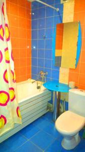 Ванная комната в Апартаменты на Ленина 26