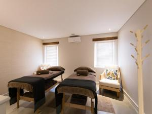 Spa and/or other wellness facilities at The Old Rectory