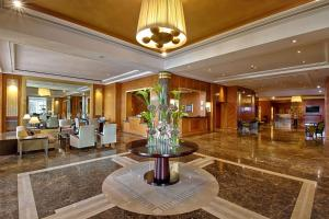 The lobby or reception area at Hyatt Regency Nice Palais de la Méditerranée