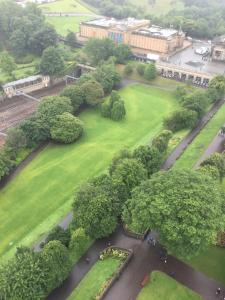 A bird's-eye view of Hermitage Guest House