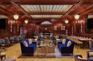 A restaurant or other place to eat at Palace Hotel, a Luxury Collection Hotel, San Francisco