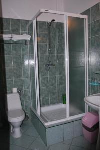Łazienka w obiekcie Hotel Jagielloński