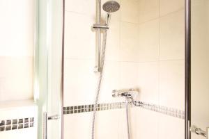 Ein Badezimmer in der Unterkunft Pfannkuchenhaus Fehmarn