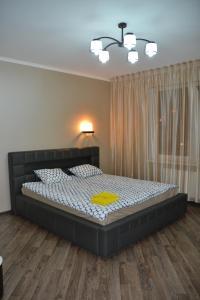 Кровать или кровати в номере Borkenhof Inn
