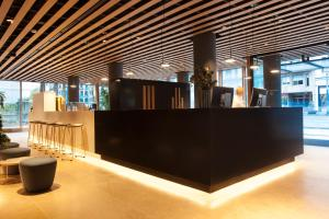 The lobby or reception area at Ocean Drive Barcelona