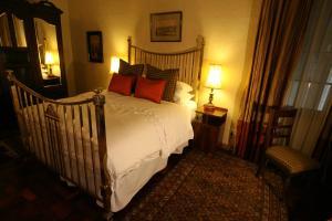 Cama ou camas em um quarto em Flycatcher Castle
