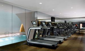 The fitness center and/or fitness facilities at Park Hyatt Vienna