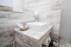 A bathroom at Dvur Hoffmeister