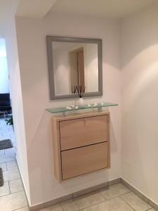 A bathroom at Mi&Ca702