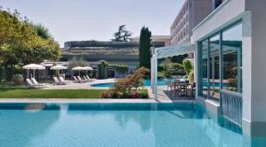 Piscina di Hotel Europa Terme o nelle vicinanze