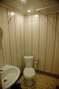 Ванная комната в Bagulnik Guesthouse