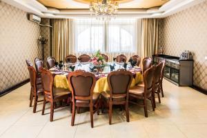 Ресторан / где поесть в Vienna Hotel He'nan Anyang