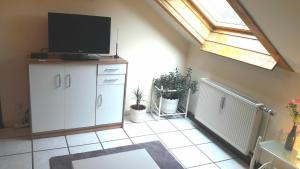 TV/Unterhaltungsangebot in der Unterkunft Gasthof Haus Bleich