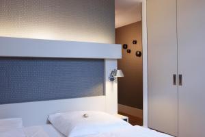 A bathroom at Hotel AMANO Rooms & Apartments