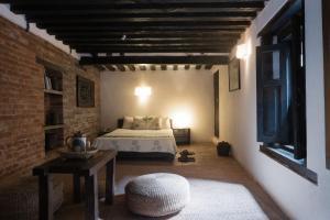 Cama o camas de una habitación en Peacock Guest House